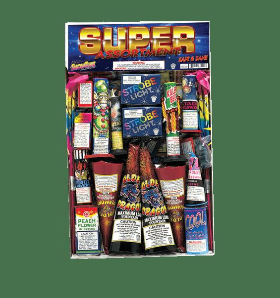 Super Assortment – Discount Fireworks Superstore